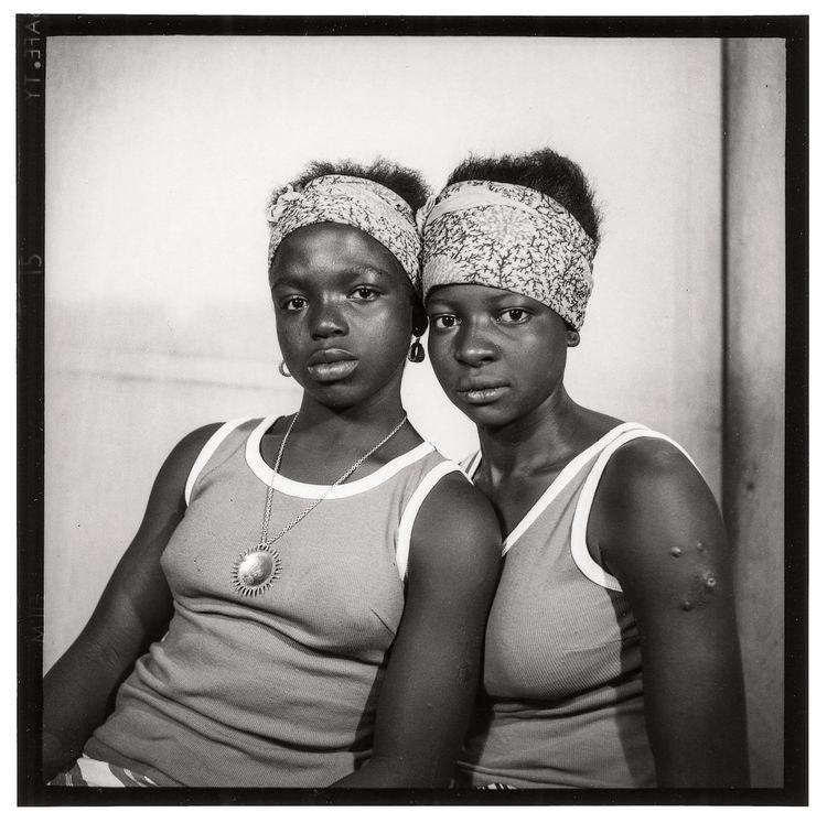 Untitled, circa 1969 © Malick Sidibé
