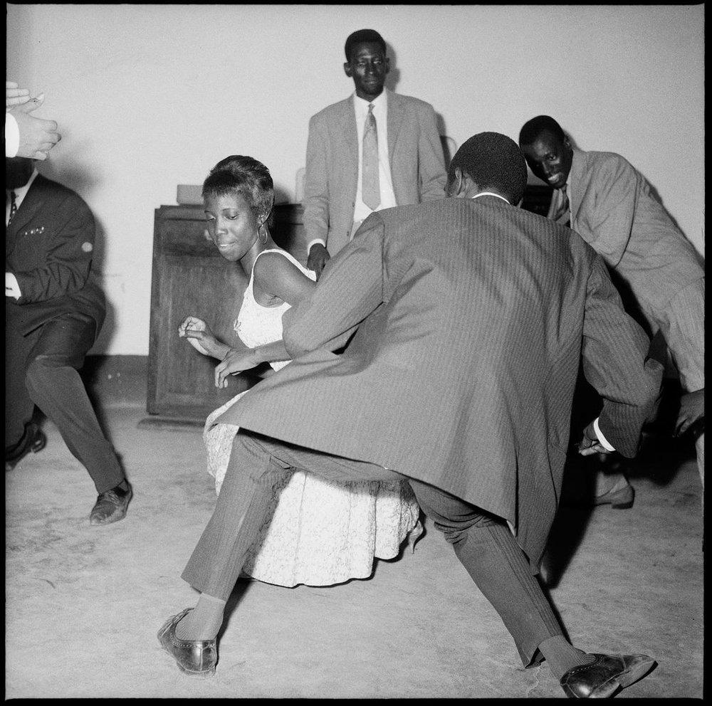 Dansez le Twist, 1965 © Malick Sidibé