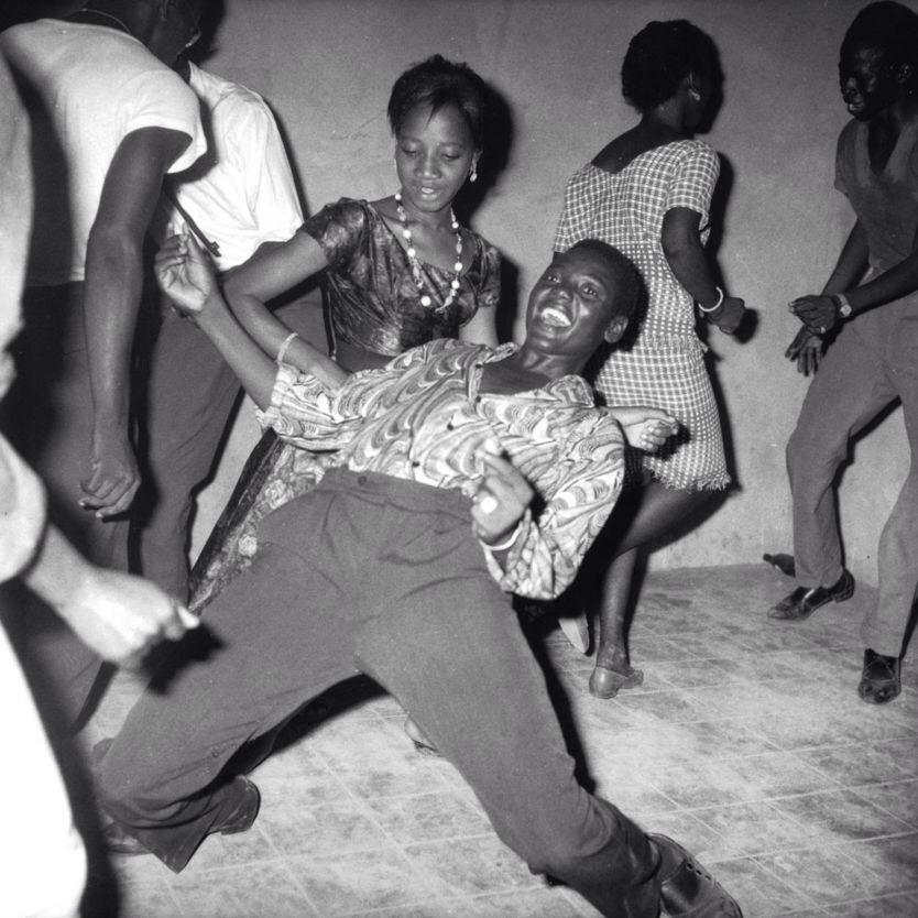 Regardez moi, 1962 © Malick Sidibé