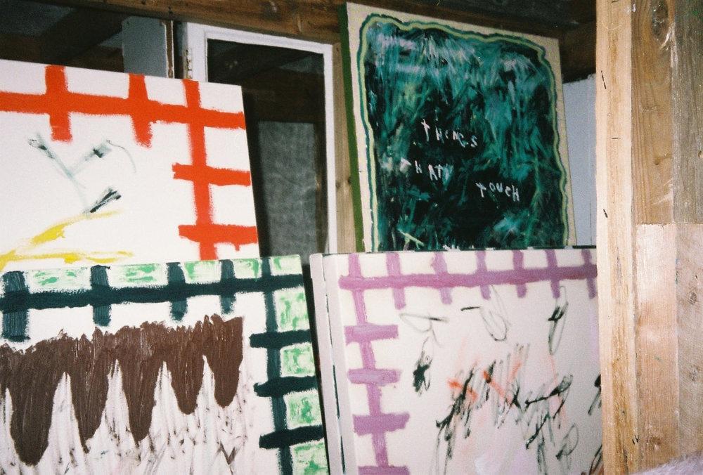 Daisy Parris, Studio Visit © DATEAGLE ART 2018.jpg