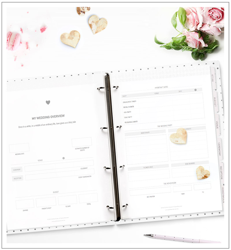 Printable-Wedding-Planner
