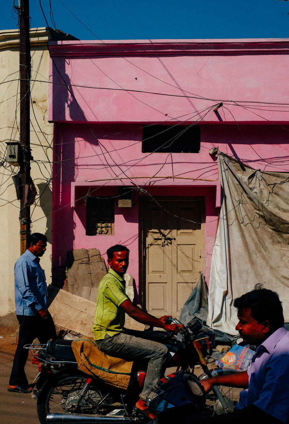 Hyderabad, India 2015