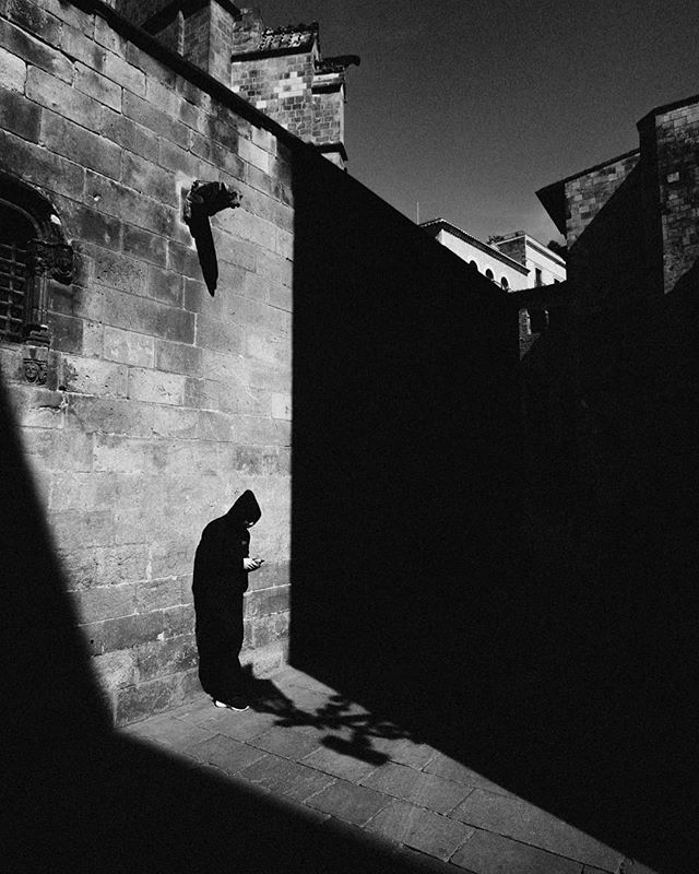 Gothic quarter, Barcelona.