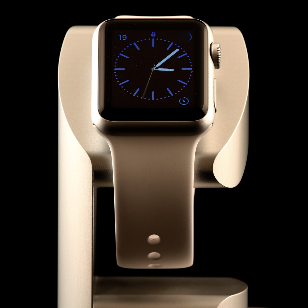 Apple Watch charging stand watchtower 1