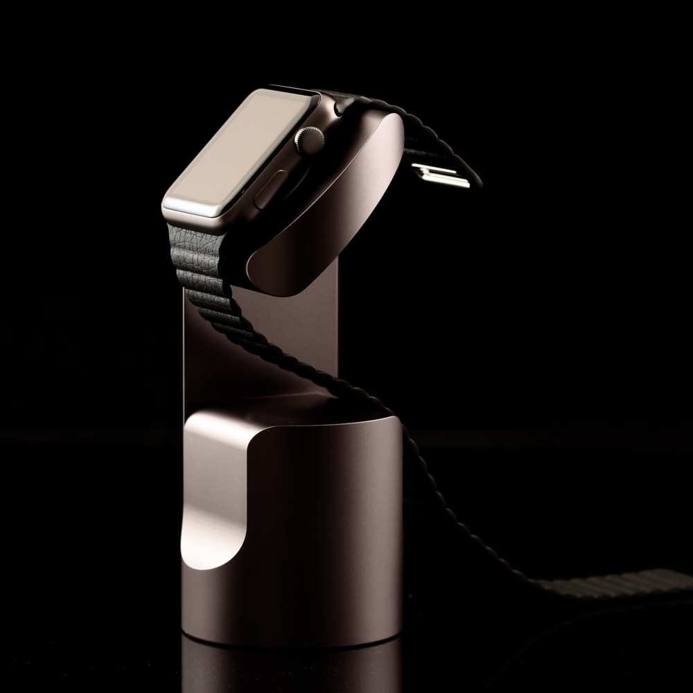 Apple Watch charging stand watchtower 2