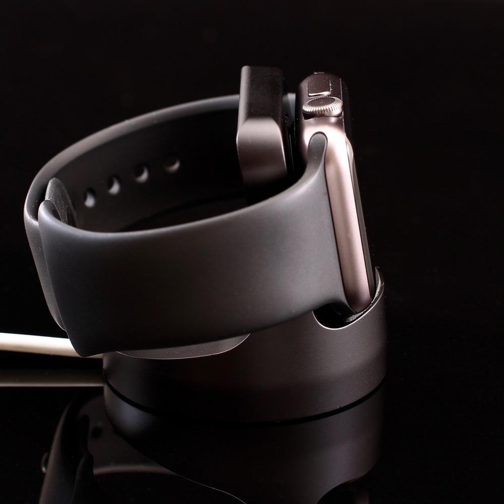 WATCHREST Apple Watch charging by 10Design, LLC