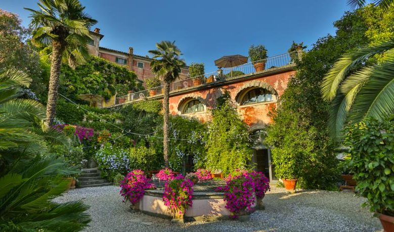 Wedding villa near Florence