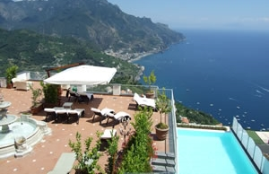 Wedding venue in Ravello