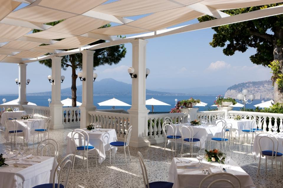 Wedding venue in Sorrento
