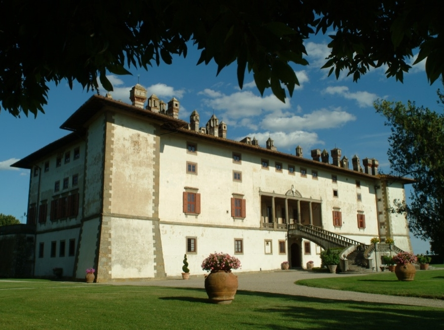 Villa Giusi - A historic villa licensed for legal, civil ceremonies onsite. Accommodation options for up to 300 guests.Read More...