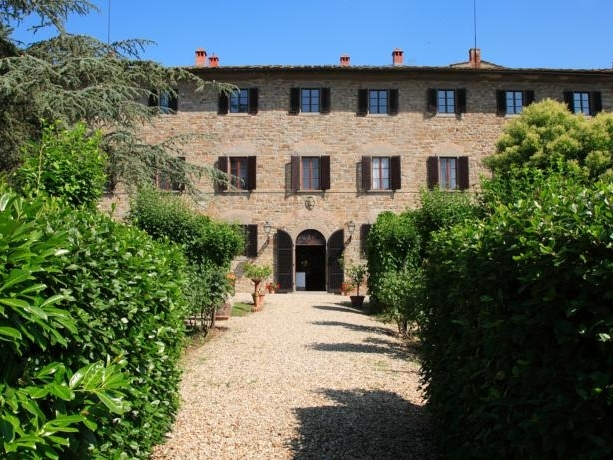 Villa Carola - The epitome of a Tuscan setting Villa Carola is a hamlet in Chianti with accommodation options for up to 100 guests.Read More...