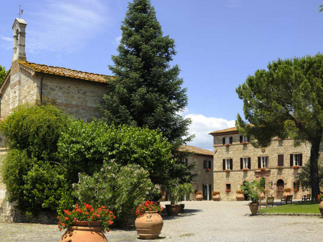 Hotel Adriana - A luxurious 5* hamlet in Chianti, Hotel Adriana has a private chapel and church and can accommodate over 100 guests. Read More...