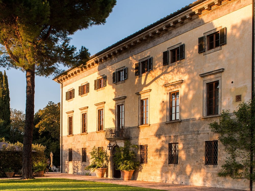 Villa Michele - A countryside estate Villa Michele is situated close to San Gimignano which sleeps 80 guests.Read More...