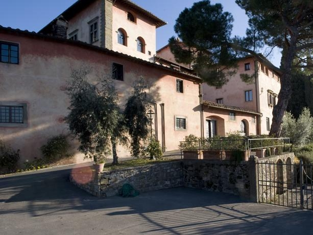 Villa Cristina - Villa Cristina is a pretty wine estate with beautiful views and onsite accommodation for around 50.Read More...