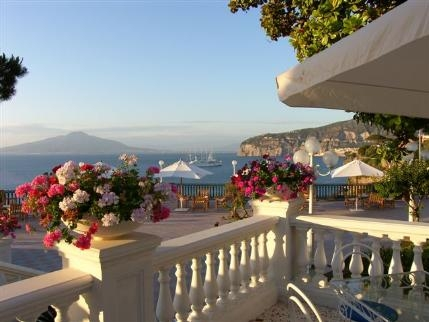 Hotel Caterina - A relaxed hotel with large sea view terrace for a gorgeous sunset wedding.Read More...