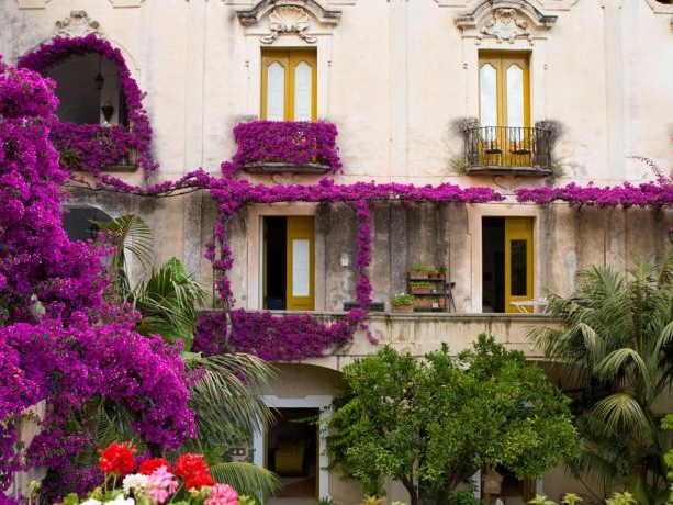 Hotel Alberto - A sophisticated hotel in the very heart of Positano, just a stones throw from the picturesque church.Read More...