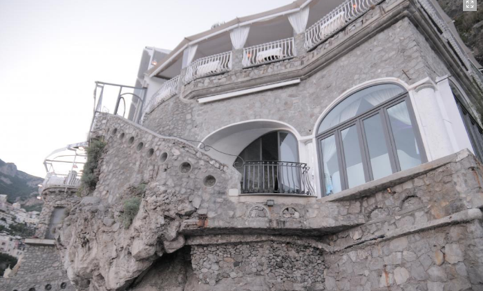 Ristorante Marco - A stylish and sophisticated restaurant on the beach of Positano.Read More...
