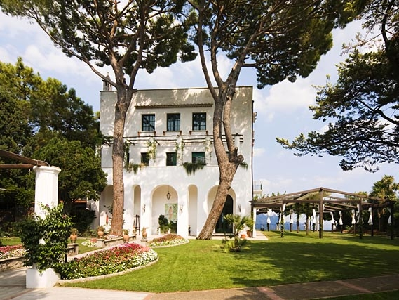Villa Mario - An exclusive Event-Only villa with well-kept, intimate grounds and AMAZING views.Read More...
