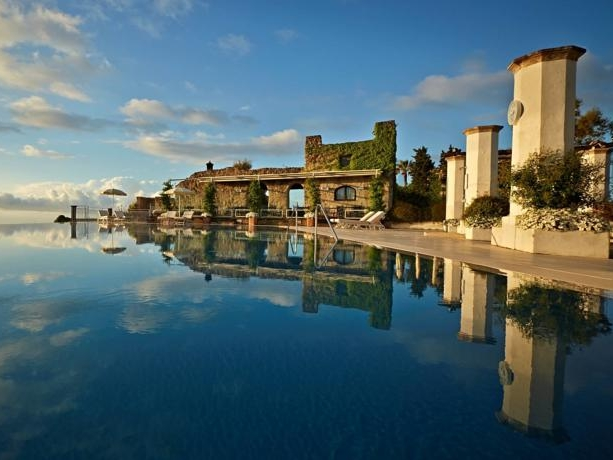 Hotel Pinella - A well known 5* hotel with a beyond stunning infinity pool;the perfect setting for your day.Read More...