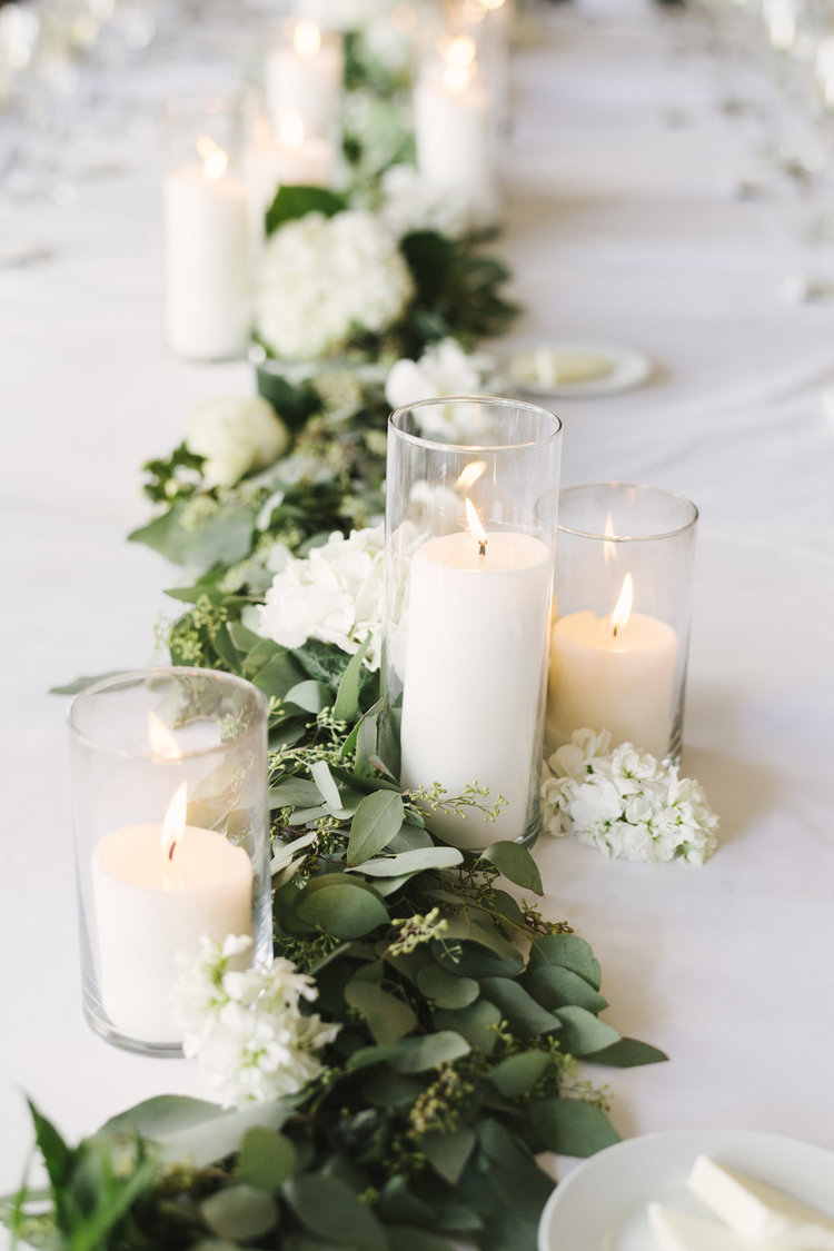 Design by michaleensweddings.com. Image by Alicia King via Pinterest