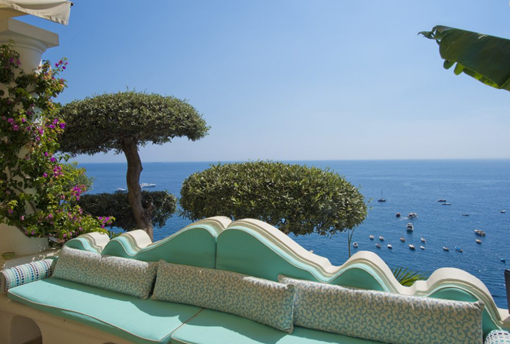 HOTEL EMILIA - A relaxed hotel suitable for intimate weddings or larger celebrations, Hotel Emilia has views across the charming town of Positano.Read More...