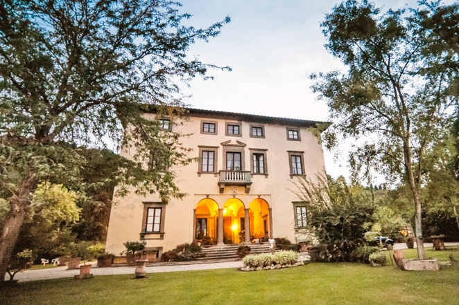 Villa Bernardini, Lucca - An event-only villa in Lucca, with immaculate grounds, a late music license and the option of a legal, civil ceremony onsite.Read More...