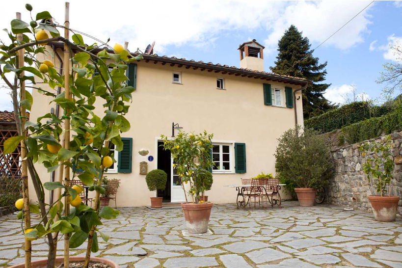 Villa Gastone, Lucca - A boutique hotel with contemporary design and accommodation for 24. Onsite civil ceremonies are possible at Villa Gastone.Read More...
