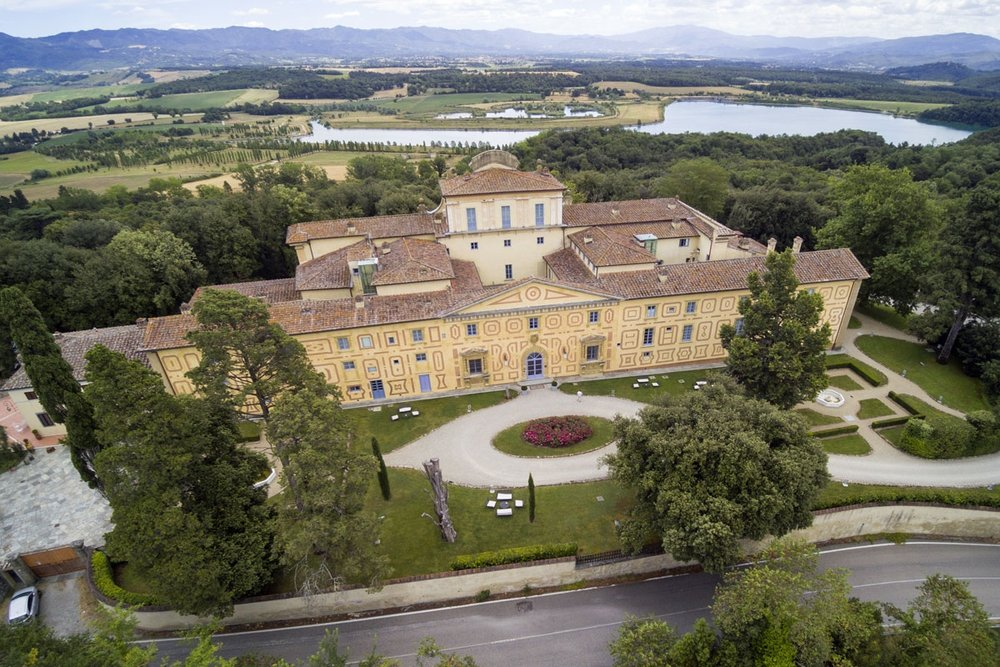 Villa Camilla, Florence - A stunning 5* hotel with impeccable decor throughout. Villa Camilla is just a short drive from the centre of Florence.Read More...