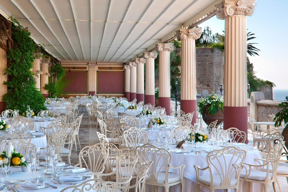 Venues In Sorrento Amalfi Coast Your Wedding Planner Coordinator
