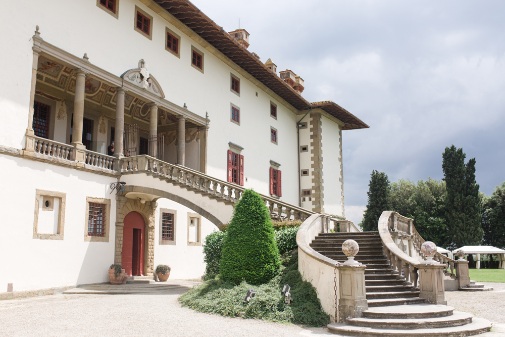 Villa Giusi, Prato - A historic Tuscan villa in which it's possible to have a legal civil ceremony. Onsite accommodation for up to 300 guests.Read More...