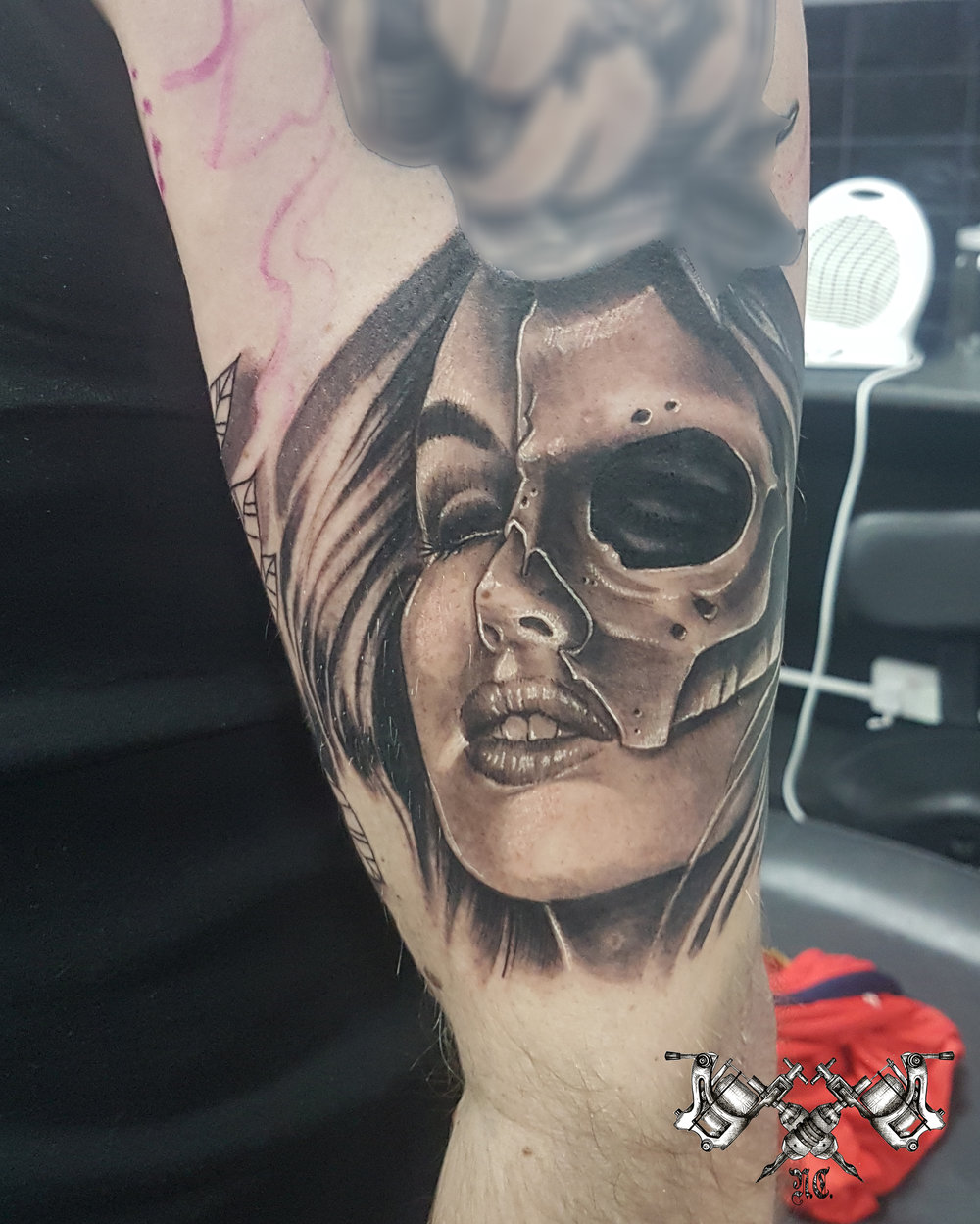 Portrait Tattoo Morden