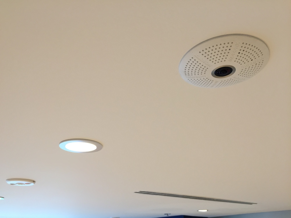 Mobotix c25 360° Indoor Camera