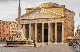 The Pantheon in Athens