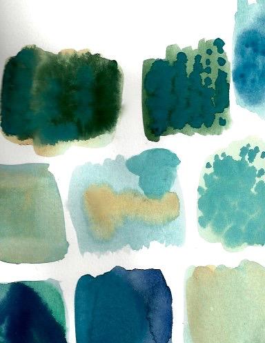 Ocean Color Study II