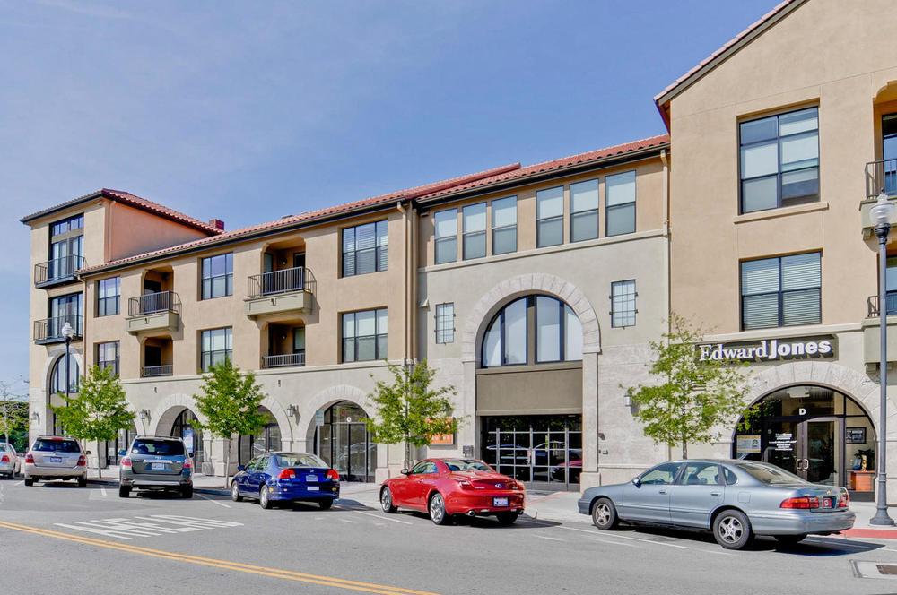 SOLD:   1001 Laurel St #323, San Carlos  Contemporary living in the heart of downtown  Offered at $989,000