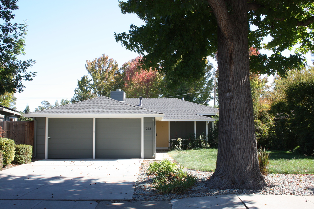 SOLD:   263 Oakhurst Pl, Menlo Park  Delightful home on quiet street in Suburban Park  Offered at $1,150,000 - represented buyer