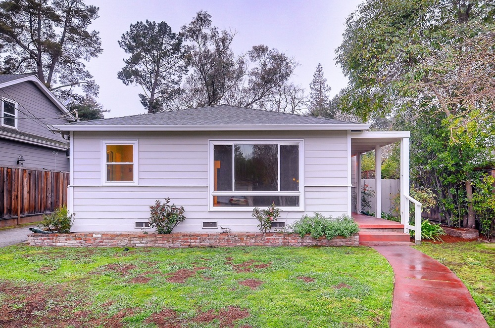 SOLD:   1950 Palo Alto Way, Menlo Park  Opportunity to remodel or build the home of your dreams  Offered at $1,999,000