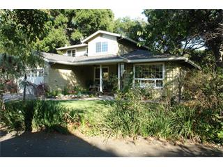 SOLD:  3 Russell Ct, Menlo Park  Spacious home with serene back yard overlooking the creek.  Offered at $2,999,900 - represented buyer