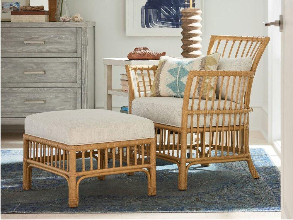 Chair and Ottoman.JPG