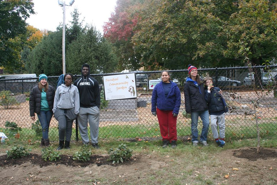 Growing Places: The Sundial Community Orchard