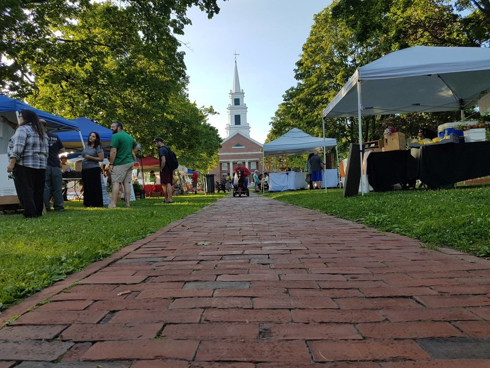 Growing Places: The Fitchburg Farmer's Market
