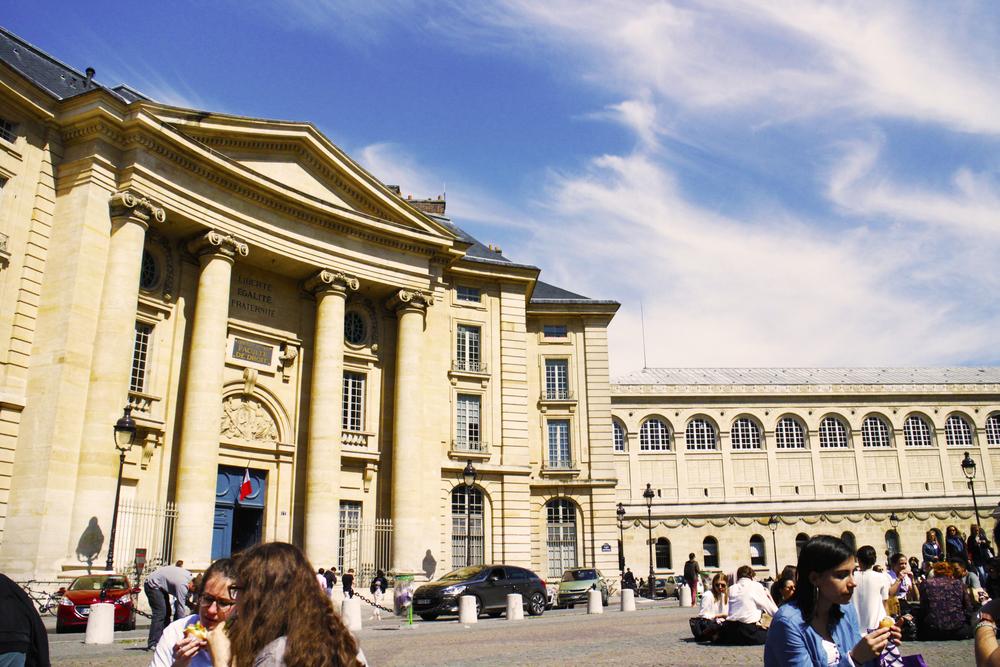 Sorbonne School of Law