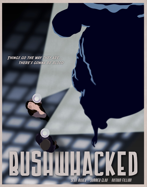 bushwhacked poster