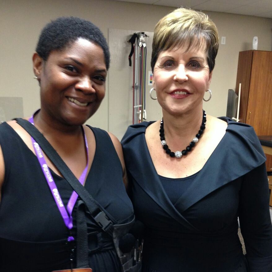 Joyce Meyer's Makeup by Char