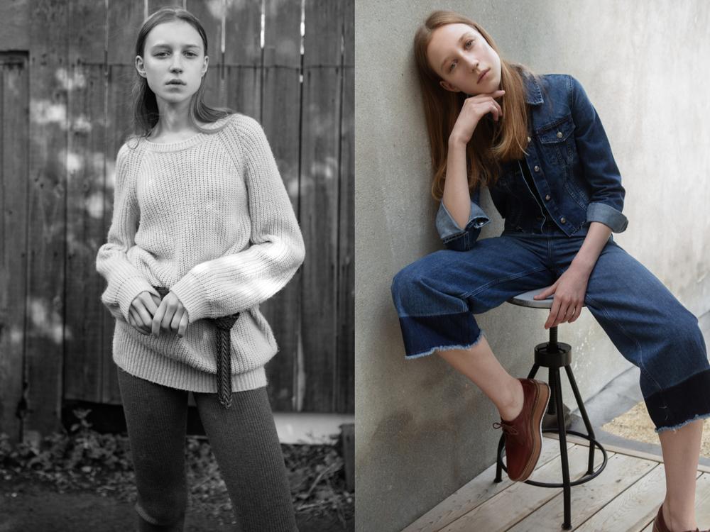 Photographer//Lukasz Suchorab  Model// Martina @ Next Management London