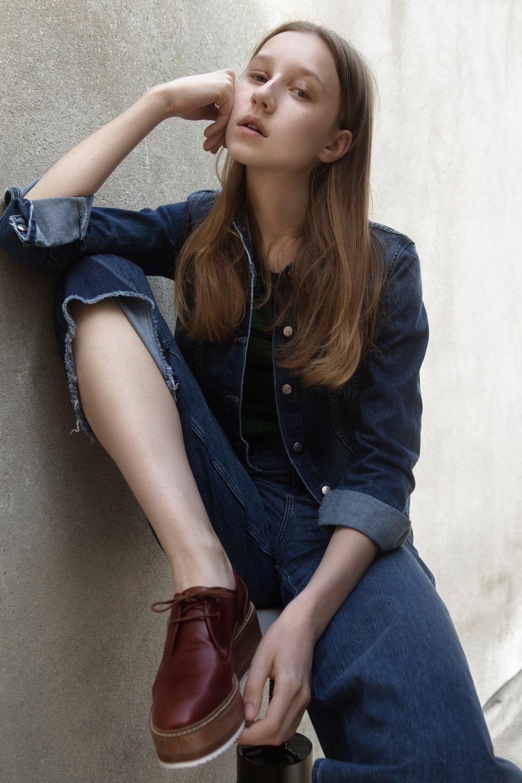 Photographer// Lukasz Suchorab  Model// Martina @ Next