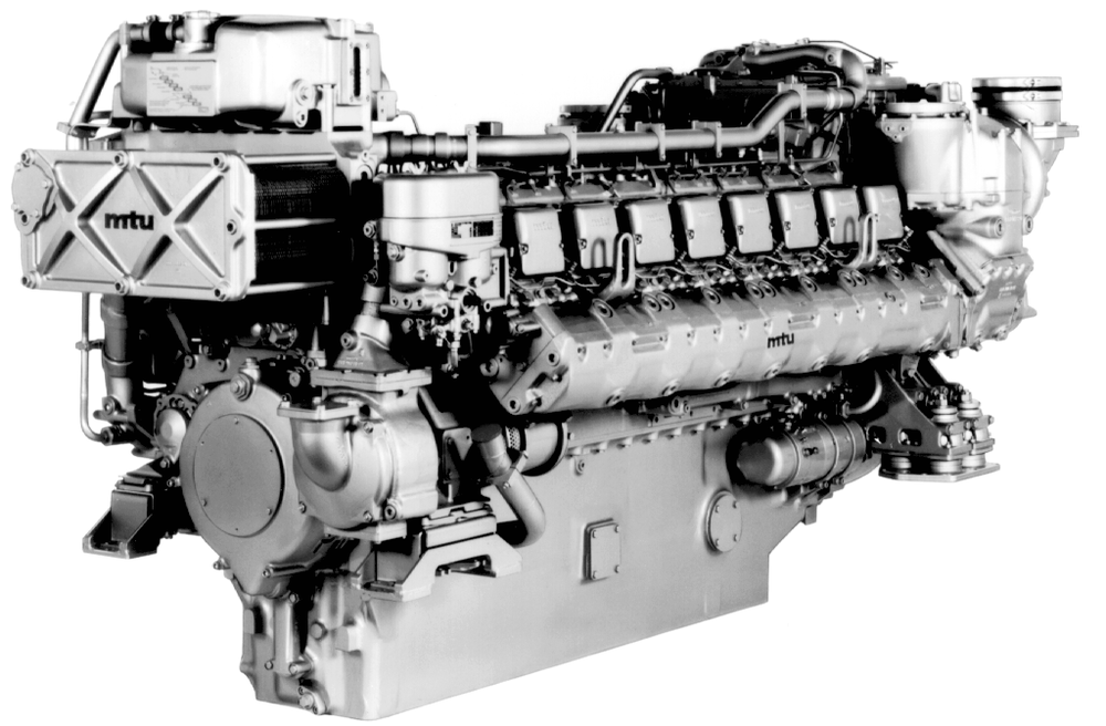 - MTU Series 396A very popular MTU Diesel engine for commercial and military applications.We have completed repairs, troubleshooting, and overhauls of the W-6 for the U.S. Navy and U.S. Coast Guard fleets, the New Zealand Navy and Canadian Coast Guard, respectively.In regards to our support in the Commercial application, we have completed services for the passenger ferry companies throughout California and Honolulu, Hawaii.Concerning pleasure craft, we have completed services and overhauls for Motoryachts, including Lürsen & Westships, ranging from 80 ft - 150 ft.