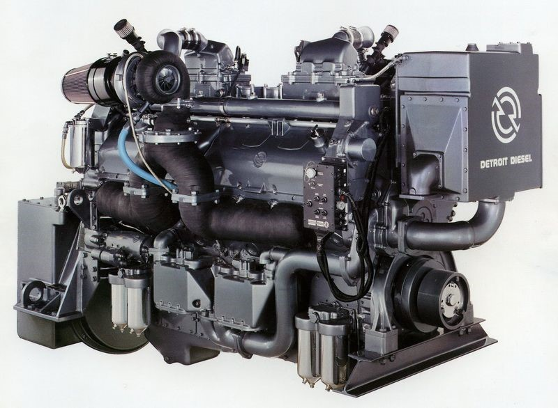- Detroit Diesel 2 CycleM.P.D.S. has previously serviced Detroit Diesel engines series: 71, 60, 92, & 149 in South America on commercial vessels. In North America we have serviced military vessels for the U.S. Navy fleets at Hawaii's Pearl Harbor and in California waters. M.P.D.S. is also proud to assist and extend our services to the pleasure craft sector.