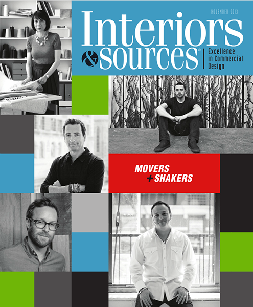 Interior & Sources Magazine - November 2013