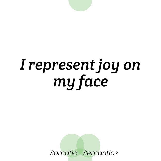 Smiles are fun. #joy#fun#represent#somaticsemantics#acceptance#joyous#faceit#imgood#allow#permit#selfcare#scottclover#life#givingface